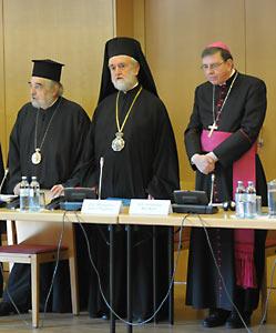 Сессия православно-католической комиссии