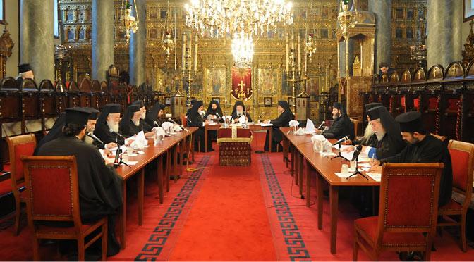 Константинополь призывает Церкви участвовать в Соборе