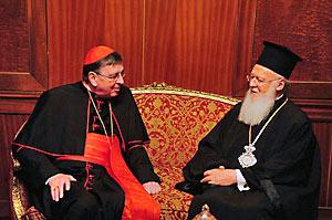 Кардинал приветствует Всеправославный собор