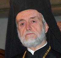 Зизиулас митр. Иоанн  Пергамский