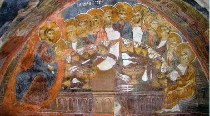 Светата Евхаристия като продукт от потребителската кошница