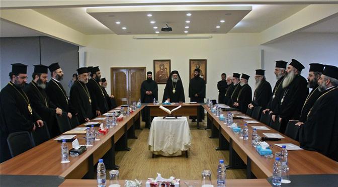 Антиохия и Иерусалим: война в Заливе