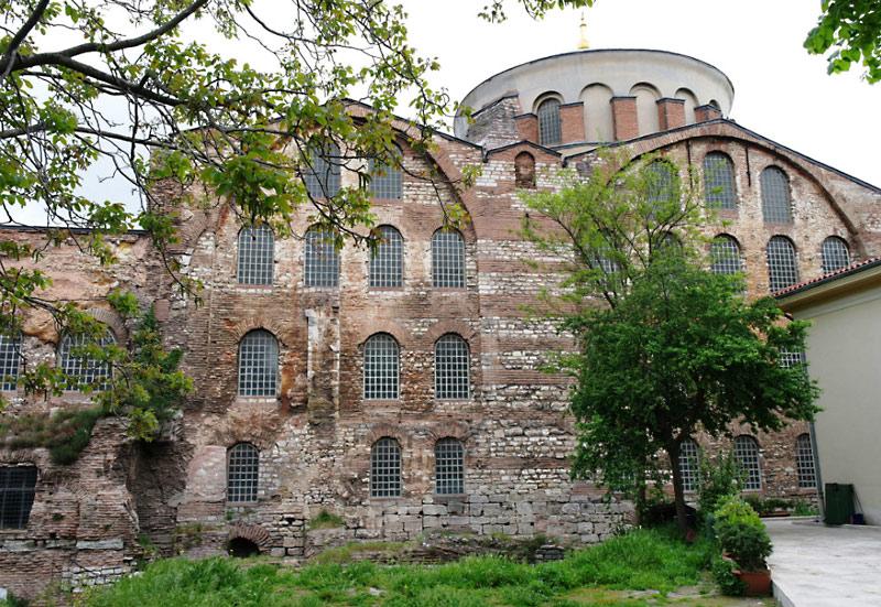 Храм Святой Ирины
