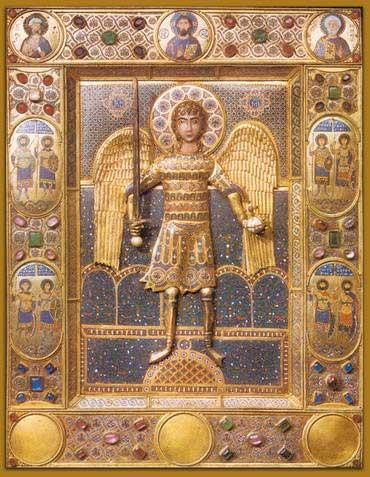 Икона на св. Архангел Михаил.