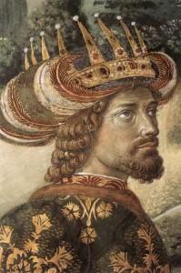 Византийският император Иоан VІІІ Палеолог