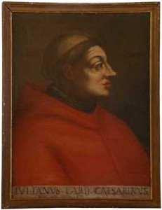 Кардинал Джулиано Цезарини