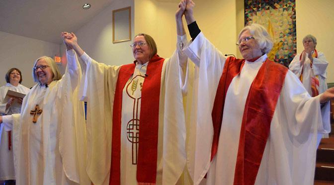 Призыв к женскому священству
