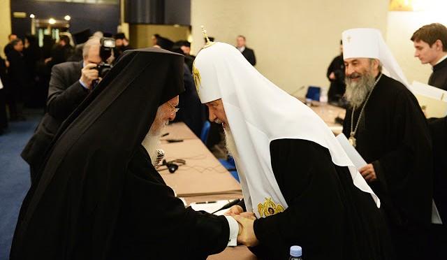 «Мы не сможем участвовать во Всеправославном Соборе»