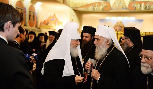 Сербская Церковь отправляет делегацию на Собор