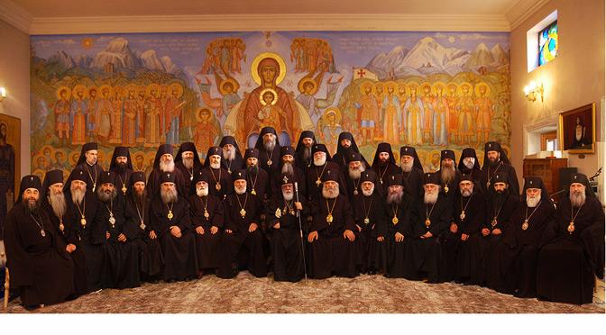 Решения Священного Синода Грузинской Церкви