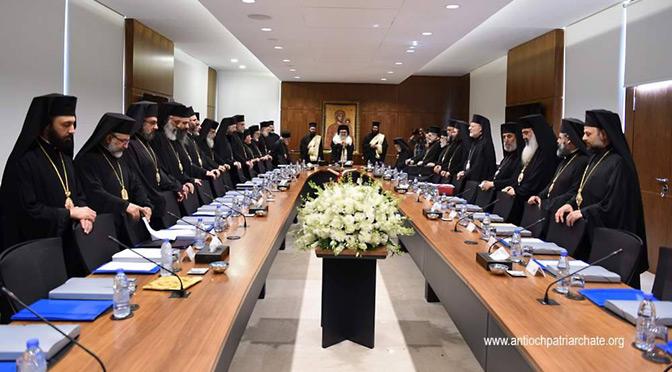 Антиохийский Патриархат отказался от участия в Соборе